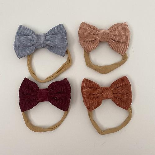 Corduroy Baby Headbands