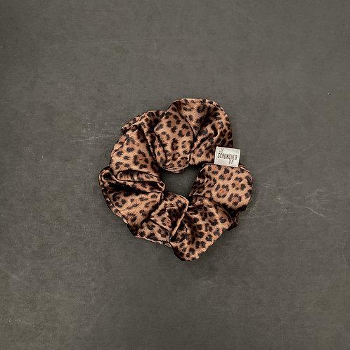 Cheetahlicious Scrunchie