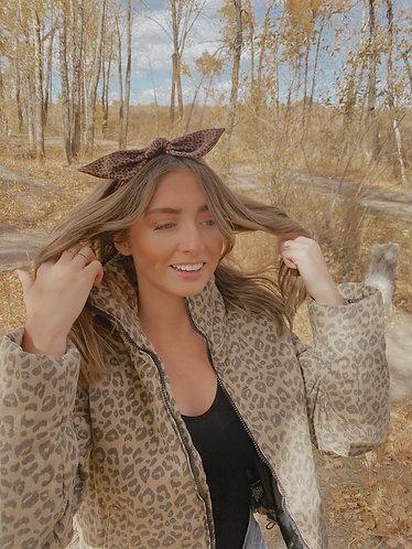 Cheetahlicious Hairwrap