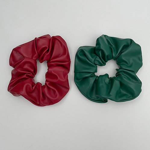 Deck the Halls Oversized Scrunchies