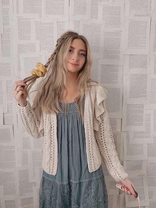 Madelyn Oversized Scrunchie