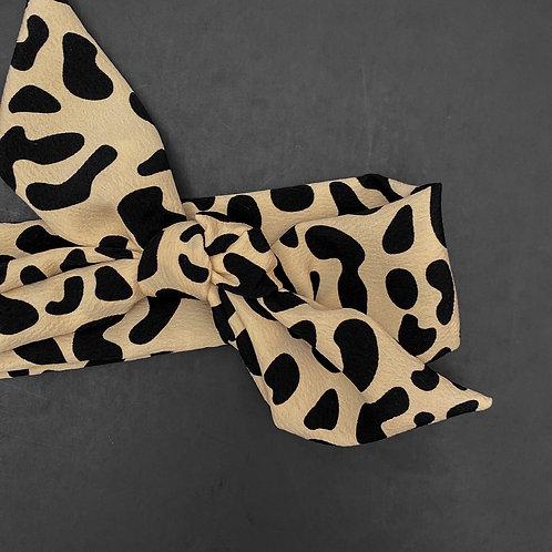 Amigas Cheetahs Hairwrap