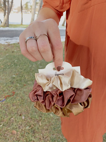 Self Reflection Scrunchie Pack