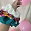 Thumbnail: The Vow Oversized Scrunchie