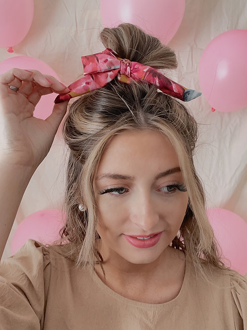 The Vow Bow Scrunchie