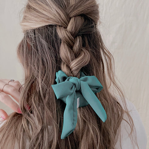 Safe Haven Bow Scrunchie