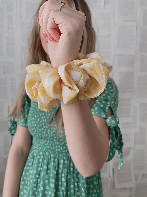 Savannah Oversized Scrunchie