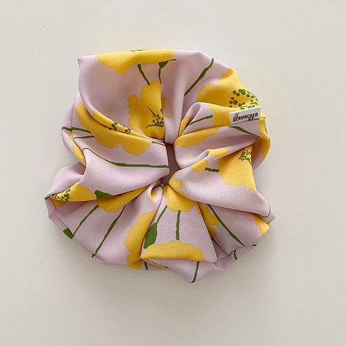 I've Got the Flower Oversized Scrunchie