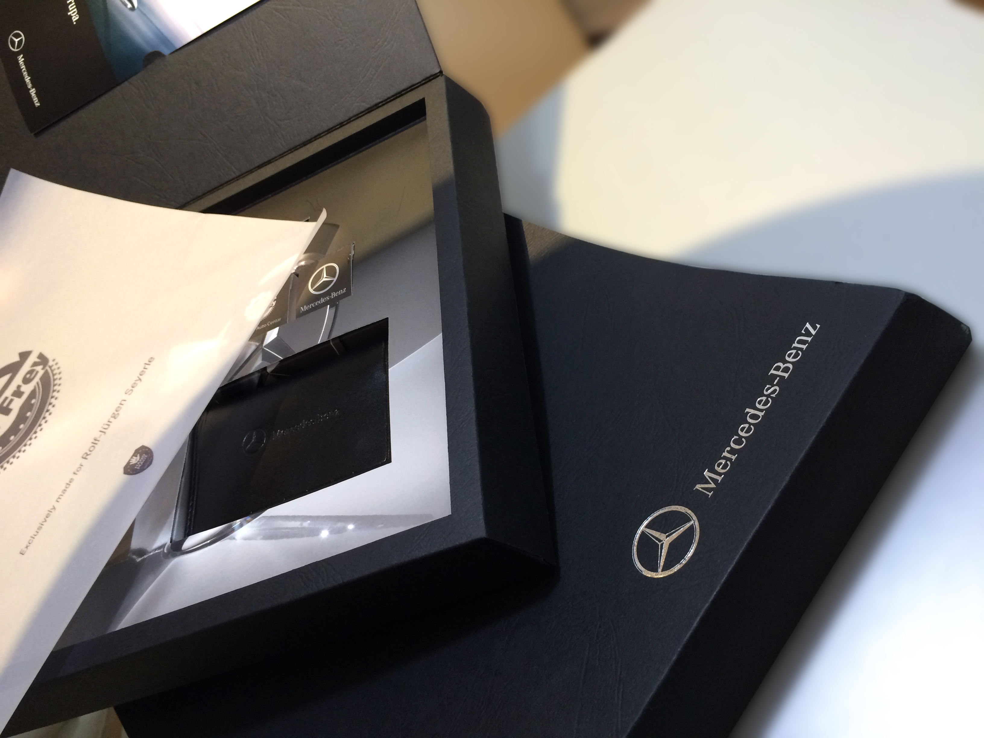 BROX for Mercedes Benz