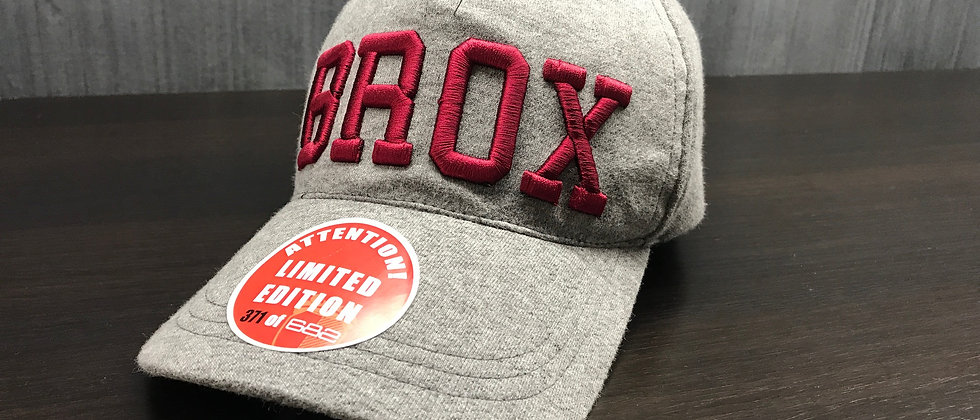 BROX CAP - DARK RED