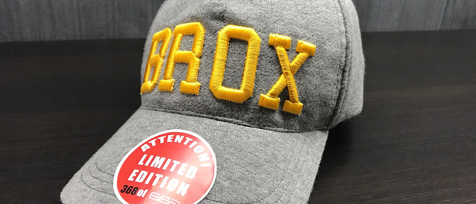 BROX CAP - YELLOW