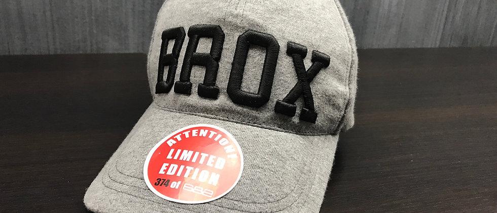 BROX CAP - BLACK