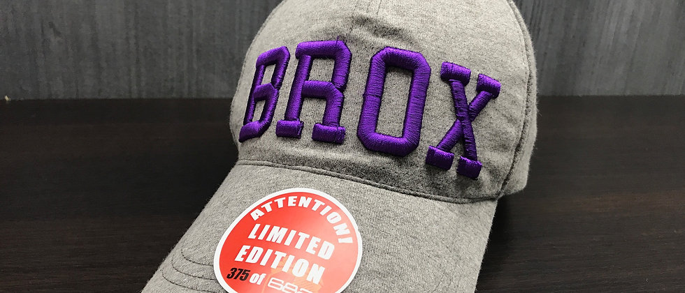 BROX CAP - PURPLE