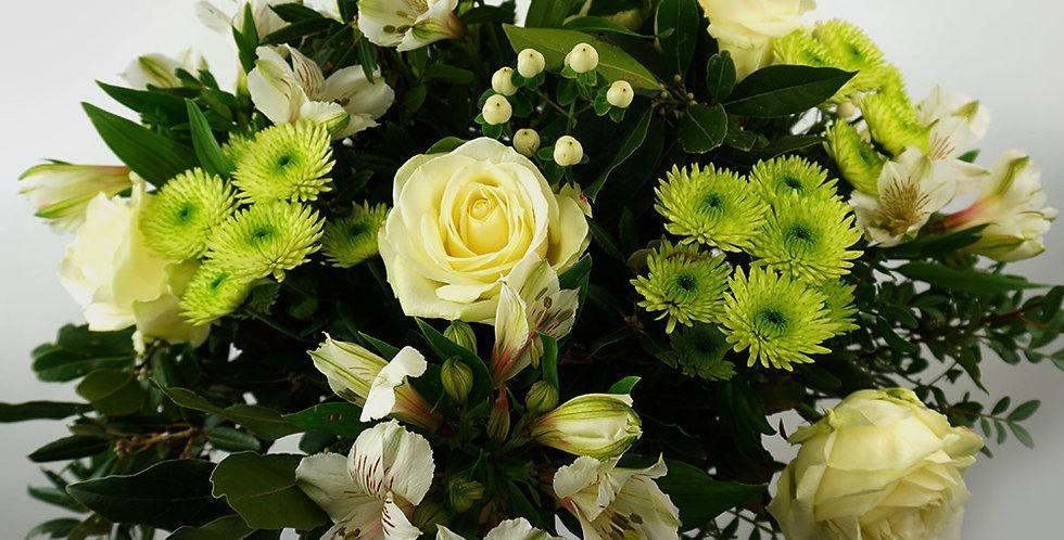 Mixed winter bouquet