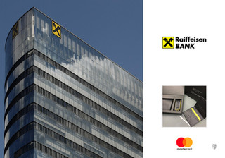 Raiffeisen BANK & mastercard