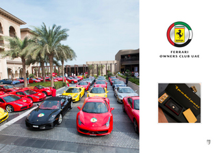 Ferrari Owners Club - UAE