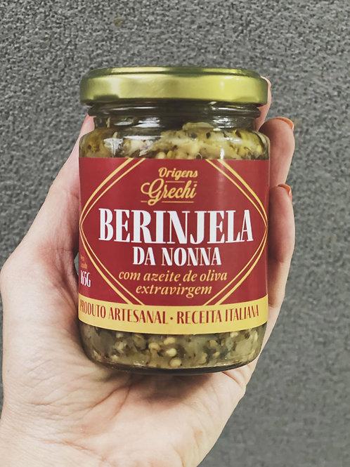 ANTEPASTO DE BERINJELA DA NONNA | 165g