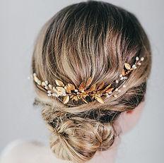 gold-leaf-vine-ivory-pearl-floral-flower