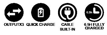 iPower Plus-FC 10000mAh icon