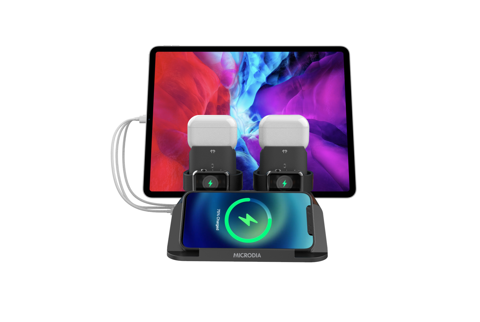 X.PAD 71W Wireless Charging Dongle