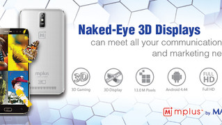 Unveiling Naked-Eye 3D Displays at HKEF Electronics Fair 2016