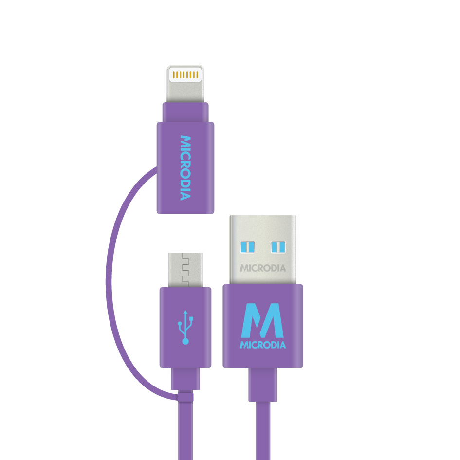 Fruitywire 2in1 Lightning Cable