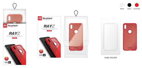 Flexorbent RAYZ Packaging