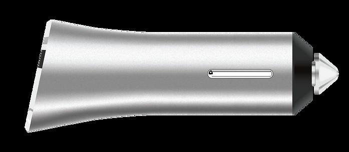 GetGEARZ Car Charger Aluminum