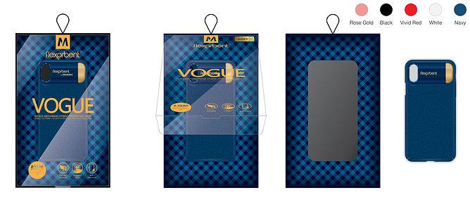 Flexorbent Vogue Packaging