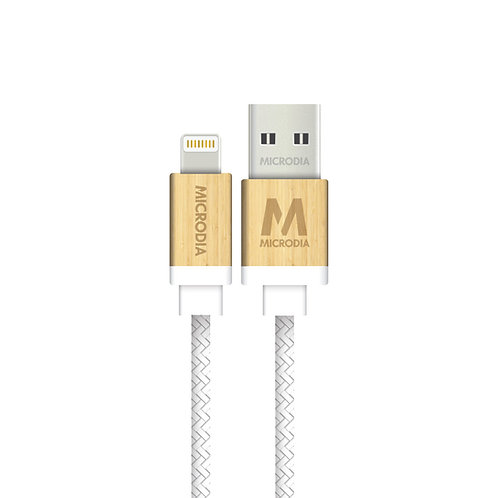 Leatherable CABLE DE CUIR (USB-A to Lighting Cable)