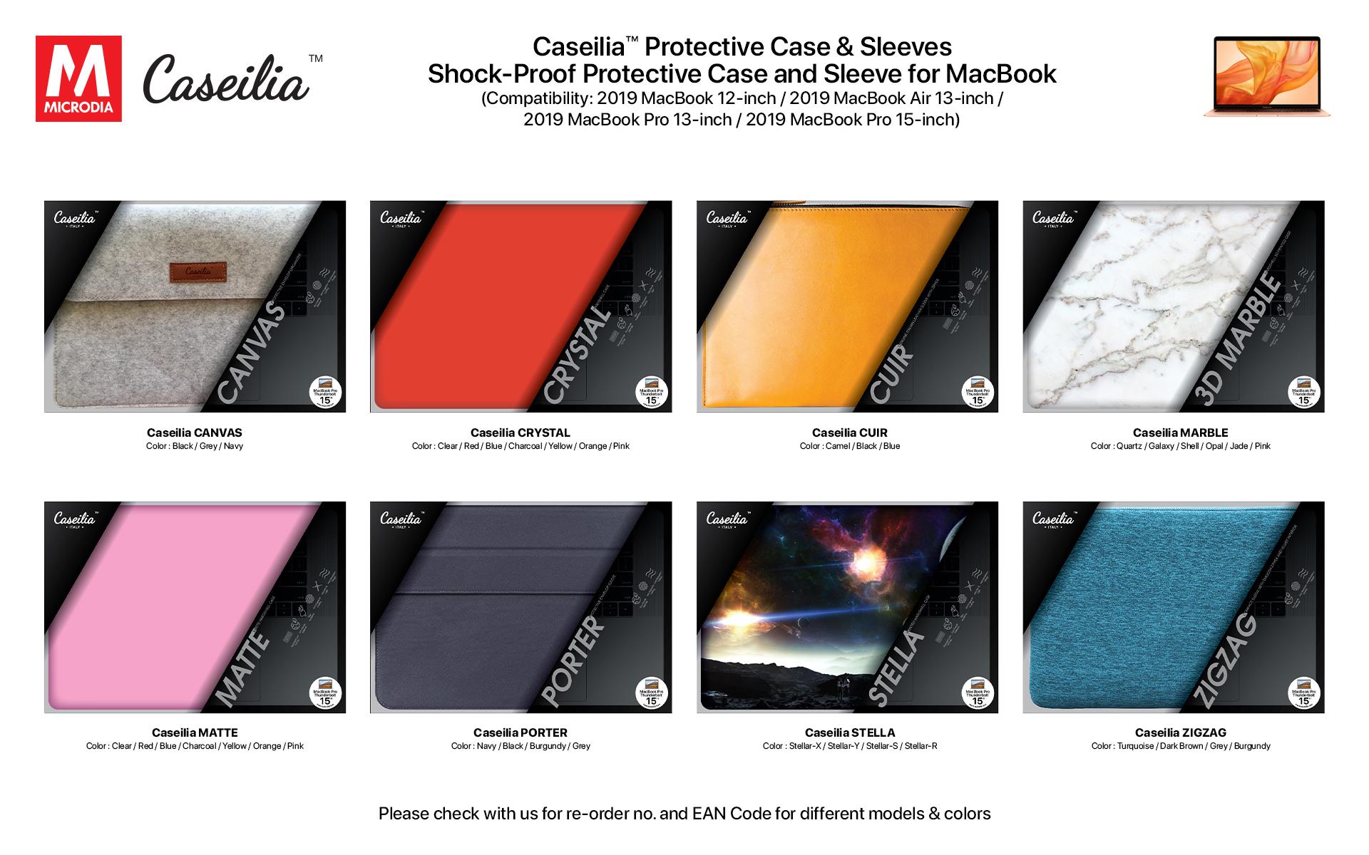 23. Caseilia-MacBook Case
