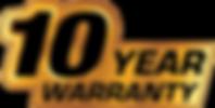 Durcable TWIST 10 Year Warranty