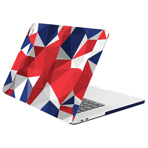 LONDON Hard-shell Printing Case for MacBook - Union Jack