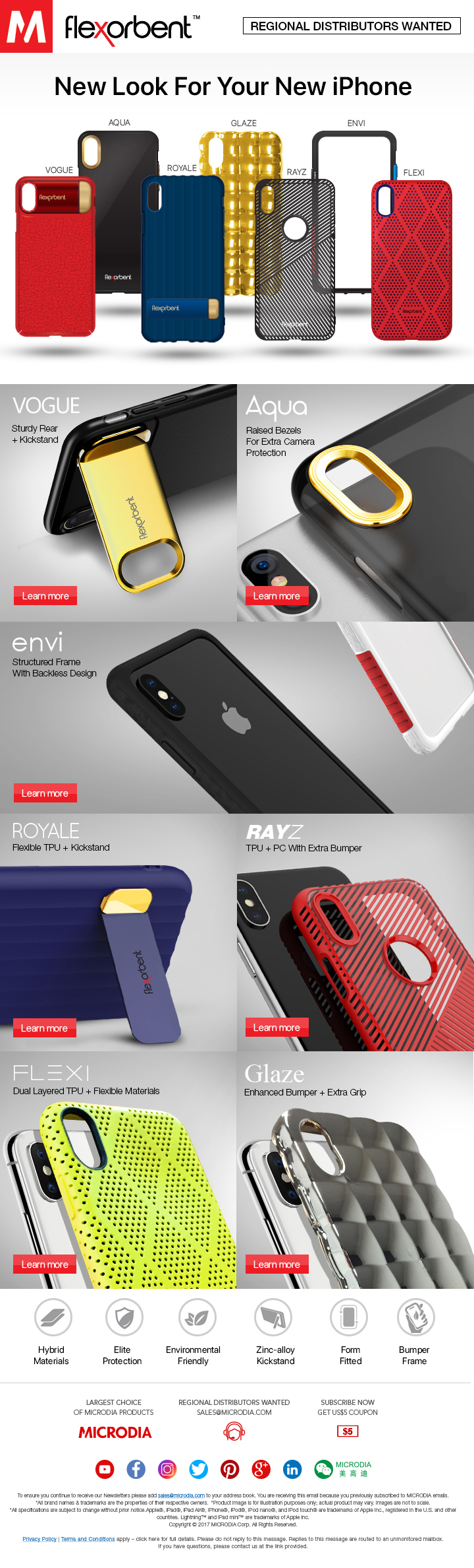 New Look for Your New iPhone
