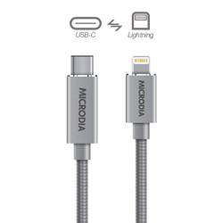 USB-C_to_Lightning - Space Grey