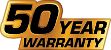 Durcable TOUGH 50 Year Warranty