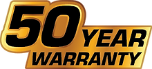 Durcable MAX 50 Year Warranty