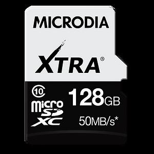 MICRODIA microSD Xtra