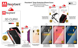 Flexorbent Drop-Protection Phone Cases1.