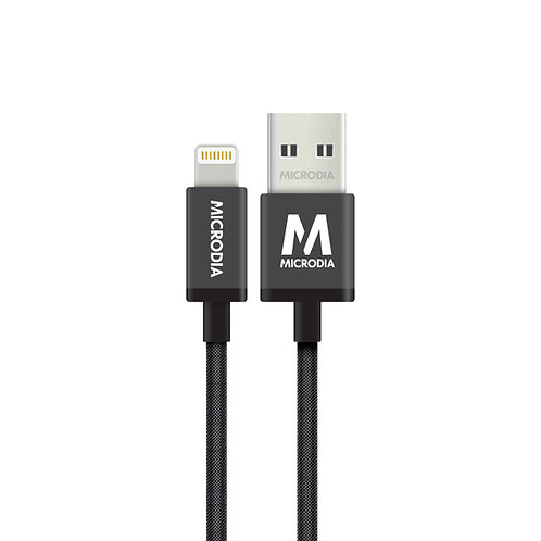 DurCable BRAIDED - MFi-Certified Durable & Tangle-Free Charge & Sync Cable