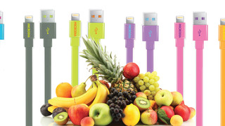 MICRODIA Unveils MFi Certified Lightning FruityWire Cables