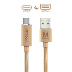 USB-C_to_USB-A - Gold