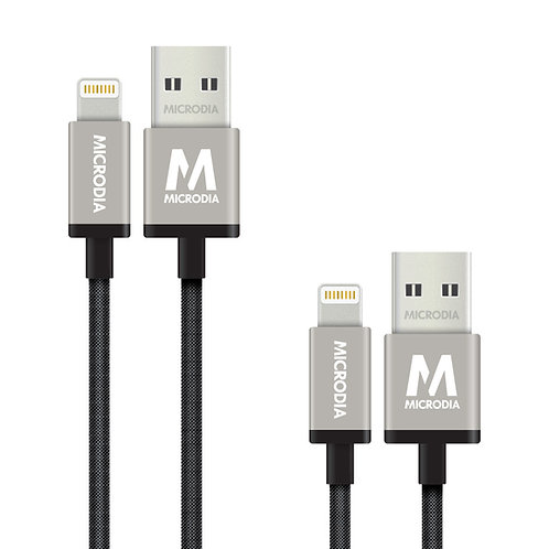 DurCable TRAVEL PACK (USB-A to Lightning Cable)