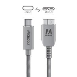 USB-C_to_MicroB - Space Grey