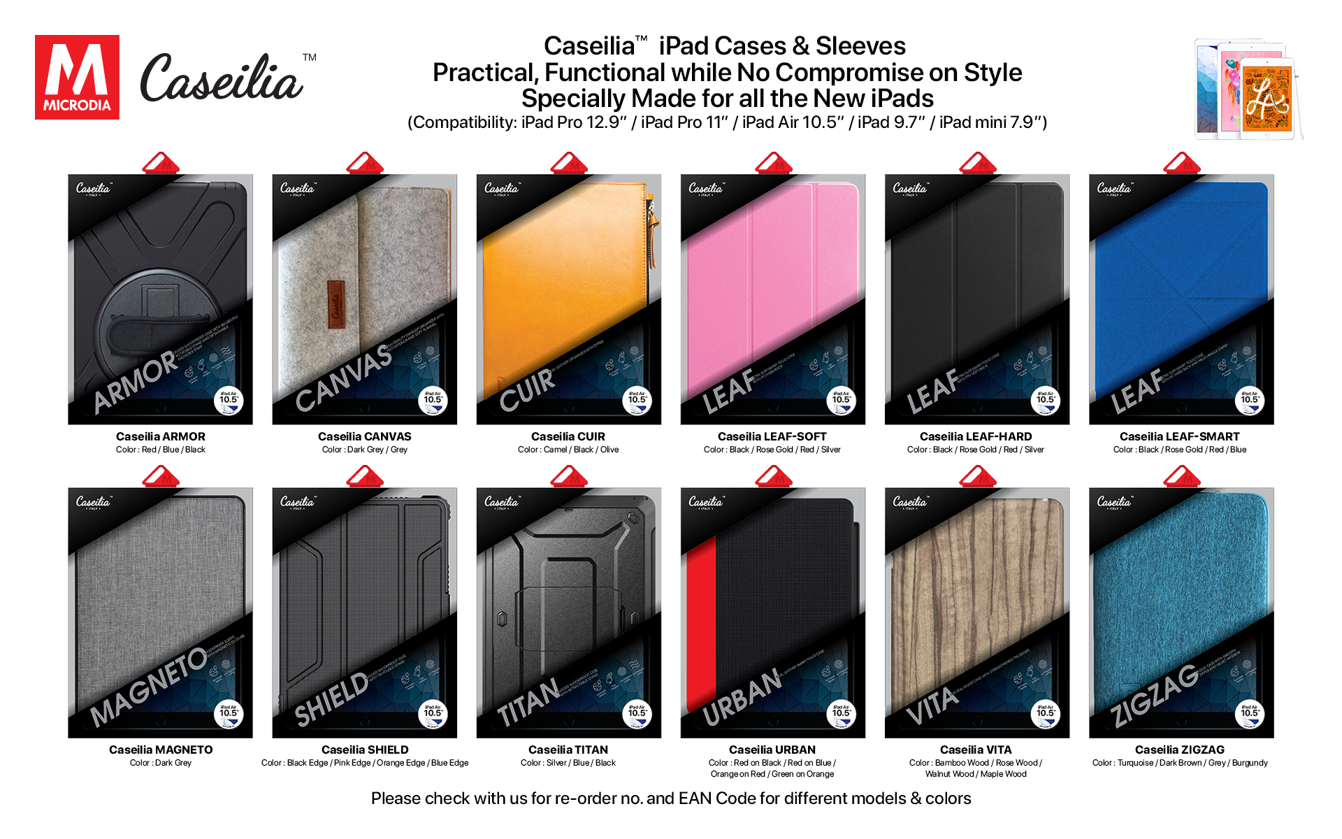 23.2 Caseilia-iPad Case
