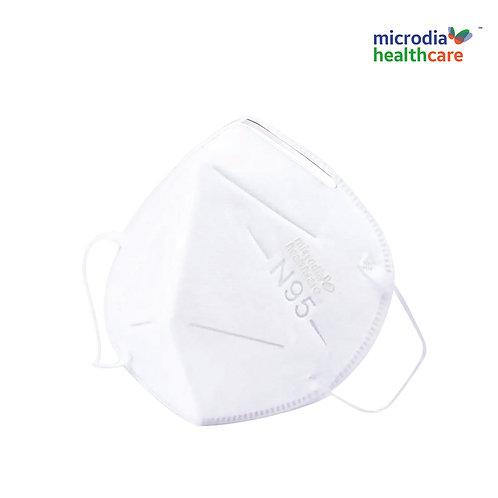 Surgical Respirator N95 Masks with 4-Filtration Layers (20pcs/box)