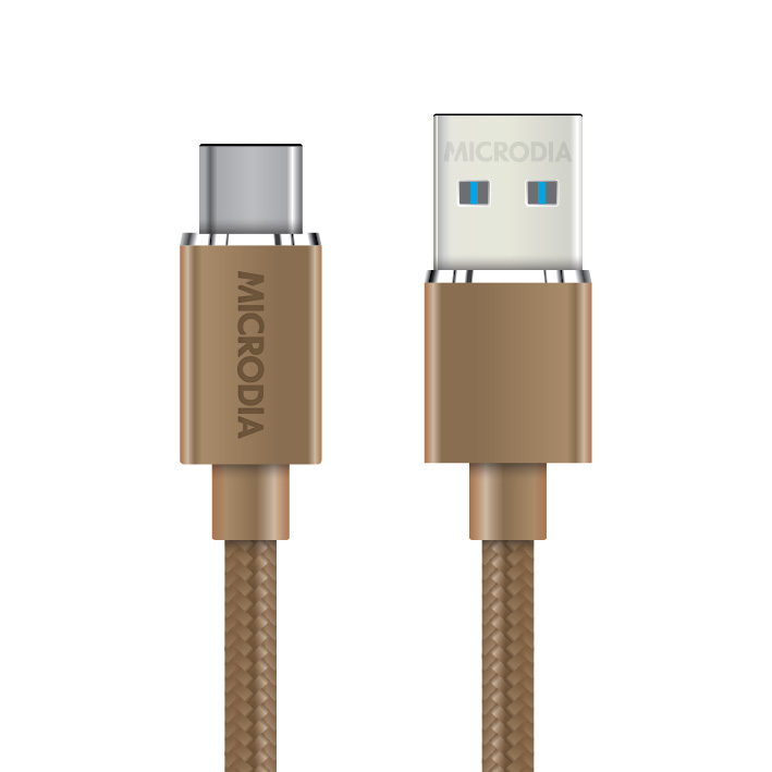 3.1 Gen2 USB-A to USB-C Gold