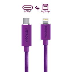 USB-C_to_Lightning - Purple