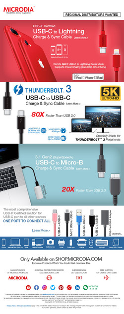 USB-C Charge & Sync Cable