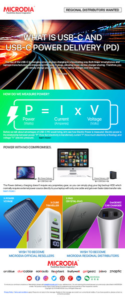 What is USB-C and USB-C PD